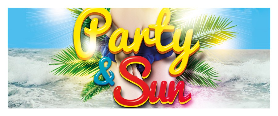 Banner Party and Sun Sala Gold 2015