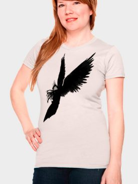 Camiseta ángel